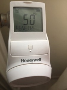 tête thermostatique Honeywell
