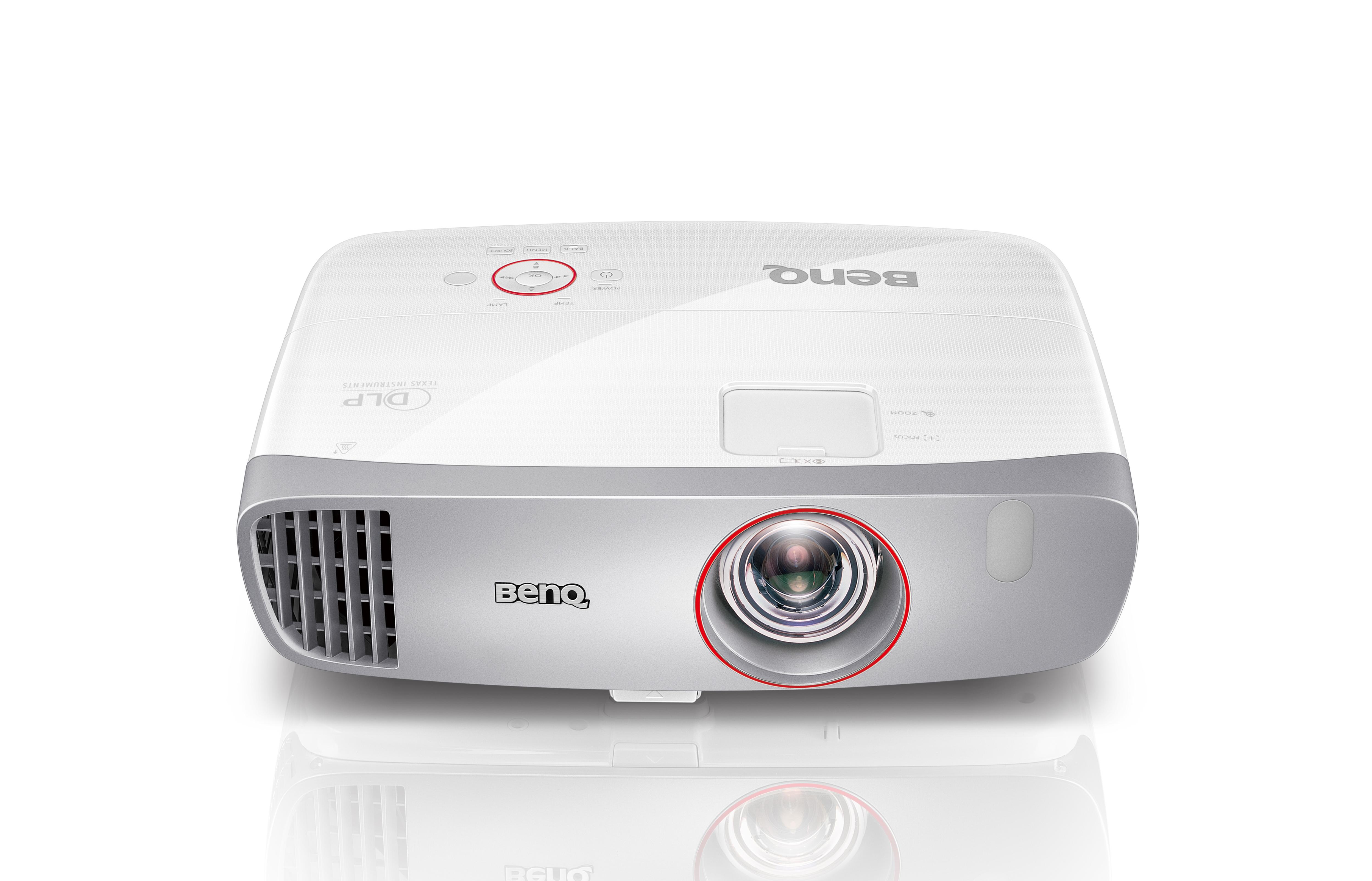 BenQ W1210ST vidéo-projecteur Home Cinéma à focale courte